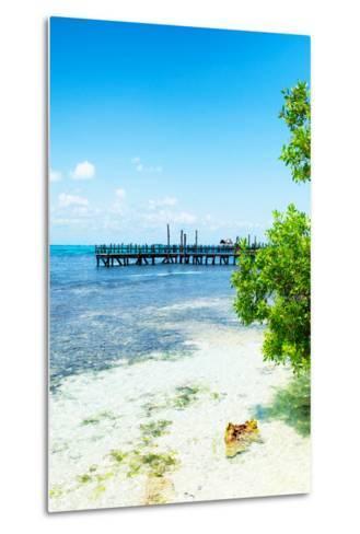 ?Viva Mexico! Collection - Peaceful Paradise III - Isla Mujeres-Philippe Hugonnard-Metal Print