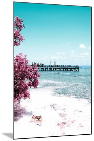 ?Viva Mexico! Collection - Peaceful Paradise IV - Isla Mujeres-Philippe Hugonnard-Mounted Photographic Print
