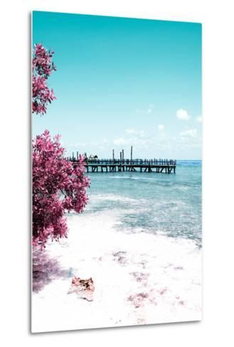 ?Viva Mexico! Collection - Peaceful Paradise IV - Isla Mujeres-Philippe Hugonnard-Metal Print