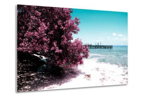 ¡Viva Mexico! Collection - Peaceful Paradise II - Isla Mujeres-Philippe Hugonnard-Metal Print