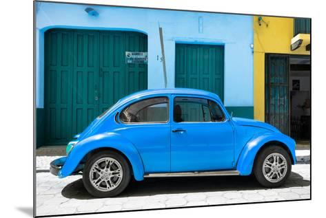?Viva Mexico! Collection - The Blue Beetle Car-Philippe Hugonnard-Mounted Photographic Print