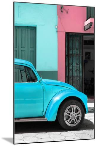 ?Viva Mexico! Collection - The Turquoise Beetle-Philippe Hugonnard-Mounted Photographic Print