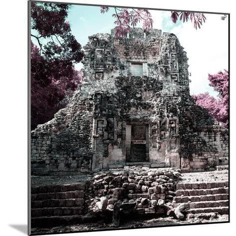 ¡Viva Mexico! Square Collection - Mayan Ruins of Campeche III-Philippe Hugonnard-Mounted Photographic Print