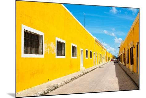 ?Viva Mexico! Collection - Izamal the Yellow City-Philippe Hugonnard-Mounted Photographic Print