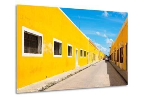 ?Viva Mexico! Collection - Izamal the Yellow City-Philippe Hugonnard-Metal Print