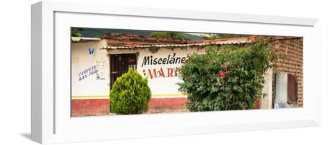 ¡Viva Mexico! Panoramic Collection - Miscelanea Mary III-Philippe Hugonnard-Framed Art Print