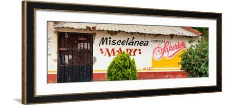 ¡Viva Mexico! Panoramic Collection - Miscelanea Mary II-Philippe Hugonnard-Framed Art Print
