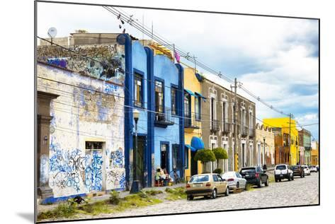 ?Viva Mexico! Collection - Street Scene-Philippe Hugonnard-Mounted Photographic Print