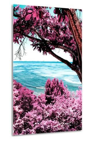 ?Viva Mexico! Collection - Caribbean Sea IV - Cancun-Philippe Hugonnard-Metal Print