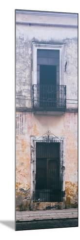 ¡Viva Mexico! Panoramic Collection - Old Mexican Facade IV-Philippe Hugonnard-Mounted Photographic Print