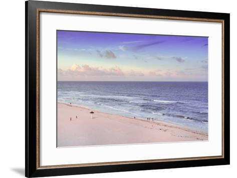 ?Viva Mexico! Collection - Ocean View at Sunset III - Cancun-Philippe Hugonnard-Framed Art Print