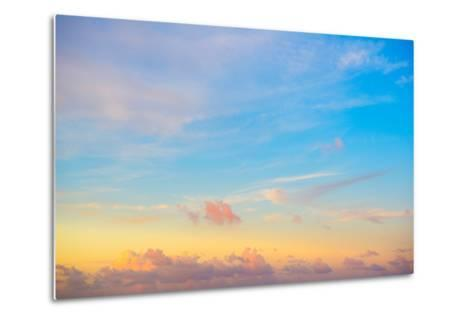 ?Viva Mexico! Collection - Sky at Sunset-Philippe Hugonnard-Metal Print