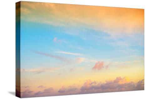 ¡Viva Mexico! Collection - Sky at Sunset II-Philippe Hugonnard-Stretched Canvas Print