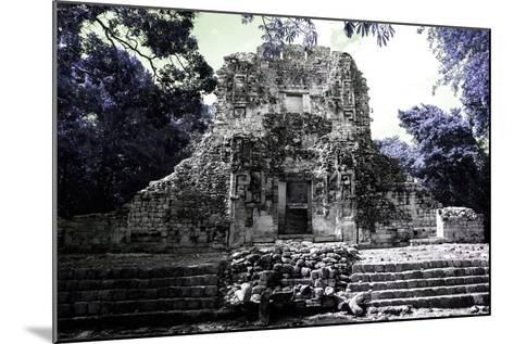 ?Viva Mexico! Collection - Mayan Ruins - Campeche III-Philippe Hugonnard-Mounted Photographic Print