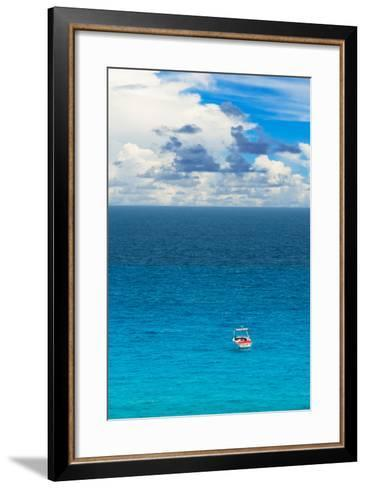 ¡Viva Mexico! Collection - Alone in the World II-Philippe Hugonnard-Framed Art Print