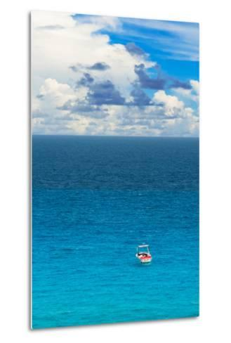 ¡Viva Mexico! Collection - Alone in the World II-Philippe Hugonnard-Metal Print