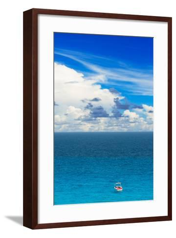 ¡Viva Mexico! Collection - Alone in the World III-Philippe Hugonnard-Framed Art Print