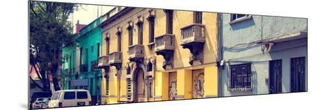 ¡Viva Mexico! Panoramic Collection - Mexico City Architecture-Philippe Hugonnard-Mounted Photographic Print