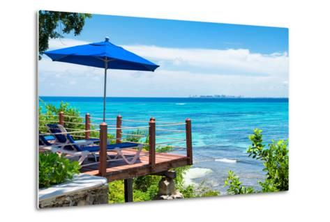 ¡Viva Mexico! Collection - Look at Cancun-Philippe Hugonnard-Metal Print