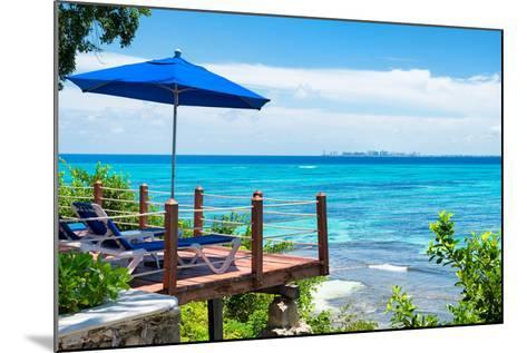 ¡Viva Mexico! Collection - Look at Cancun-Philippe Hugonnard-Mounted Photographic Print