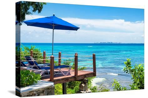 ¡Viva Mexico! Collection - Look at Cancun-Philippe Hugonnard-Stretched Canvas Print