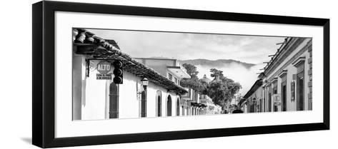 ¡Viva Mexico! Panoramic Collection - San Cristobal de Las Casas III-Philippe Hugonnard-Framed Art Print