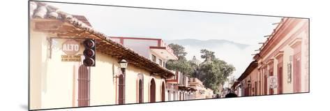 ¡Viva Mexico! Panoramic Collection - San Cristobal de Las Casas IV-Philippe Hugonnard-Mounted Photographic Print