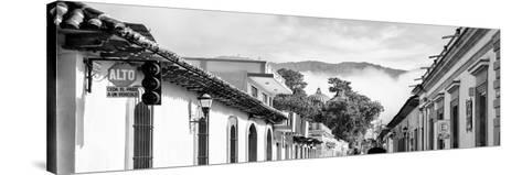 ¡Viva Mexico! Panoramic Collection - San Cristobal de Las Casas III-Philippe Hugonnard-Stretched Canvas Print