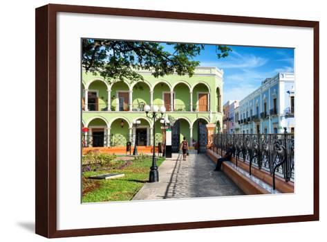 ?Viva Mexico! Collection - End of the day in Campeche-Philippe Hugonnard-Framed Art Print