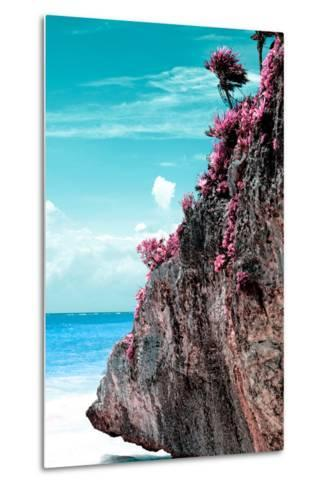 ¡Viva Mexico! Collection - Rock in the Caribbean III-Philippe Hugonnard-Metal Print