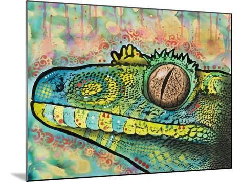 Gecko-Dean Russo-Mounted Giclee Print