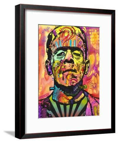 Frankenstein-Dean Russo-Framed Art Print