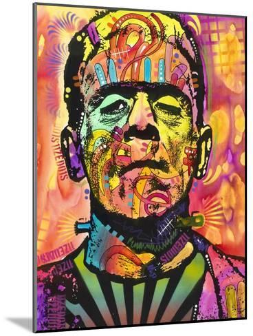Frankenstein-Dean Russo-Mounted Giclee Print