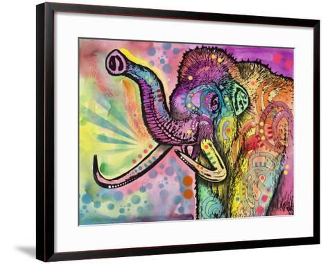 Woolly Mammoth-Dean Russo-Framed Art Print
