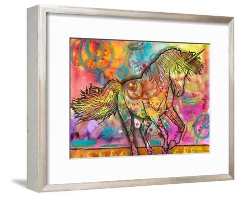 Unicorn-Dean Russo-Framed Art Print
