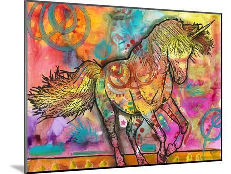 Unicorn-Dean Russo-Mounted Giclee Print