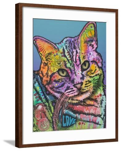 Tigger Custom-1-Dean Russo-Framed Art Print
