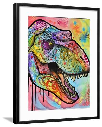 T Rex 1-Dean Russo-Framed Art Print