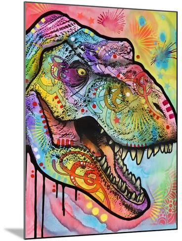 T Rex 1-Dean Russo-Mounted Giclee Print