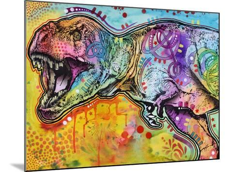T Rex 2-Dean Russo-Mounted Giclee Print