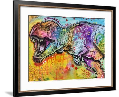T Rex 2-Dean Russo-Framed Art Print