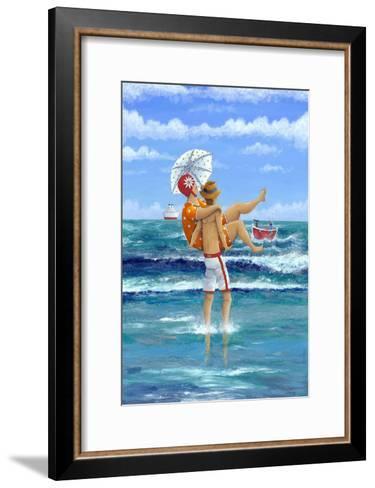 As Light as the Breeze-Peter Adderley-Framed Art Print