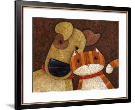 Dream a Little-Peter Adderley-Framed Art Print