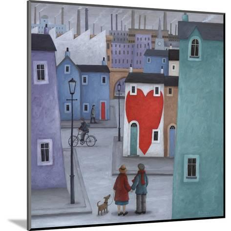 Where the Heart Is-Peter Adderley-Mounted Art Print