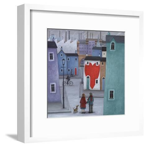 Where the Heart Is-Peter Adderley-Framed Art Print