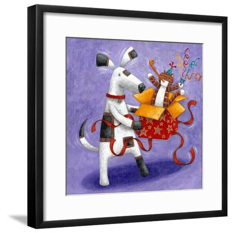 Surprise-Peter Adderley-Framed Art Print