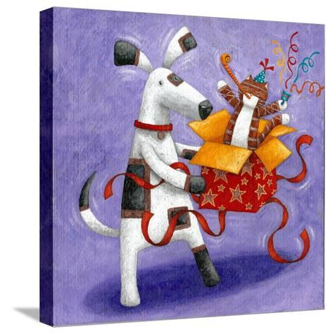 Surprise-Peter Adderley-Stretched Canvas Print