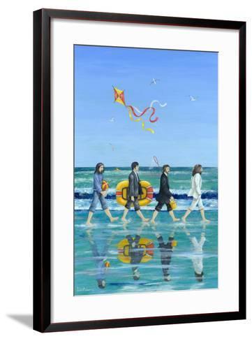 Day Tripper-Peter Adderley-Framed Art Print