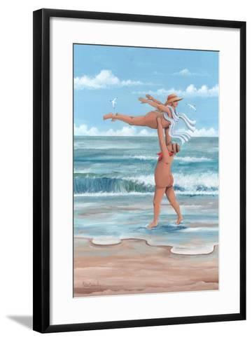 Don't Drop Me Now-Peter Adderley-Framed Art Print