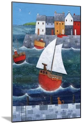 Sailor Dog-Peter Adderley-Mounted Art Print
